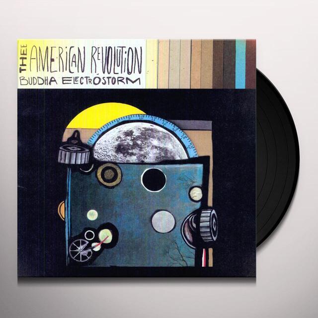 Thee American Revolution BUDDHA ELECTROSTORM Vinyl Record