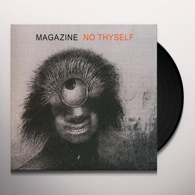 Magazine NO THYSELF Vinyl Record - Limited Edition, 180 Gram Pressing