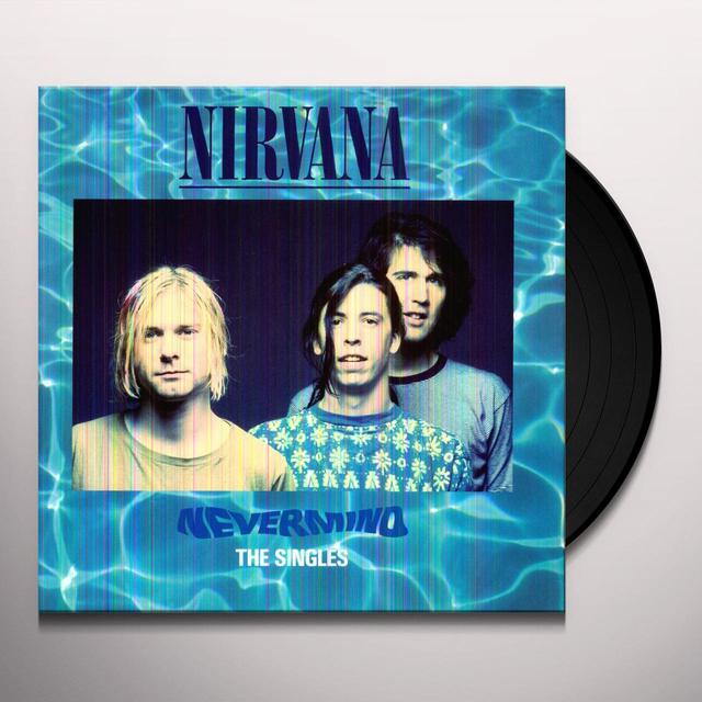 Nirvana NEVERMIND: THE SINGLES (BOX) (Vinyl)