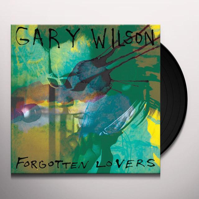 Gary Wilson FORGOTTEN LOVERS Vinyl Record