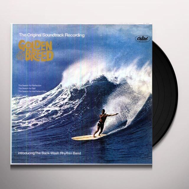 Golden Breed / O.S.T. (Ltd) GOLDEN BREED / O.S.T. Vinyl Record - Limited Edition