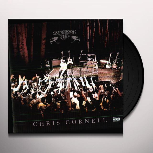 Chris Cornell SONGBOOK Vinyl Record