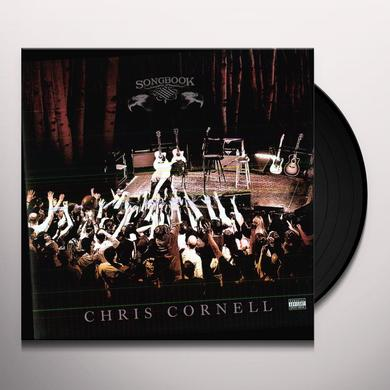 Chris Cornell SONGBOOK Vinyl Record - Limited Edition, 180 Gram Pressing