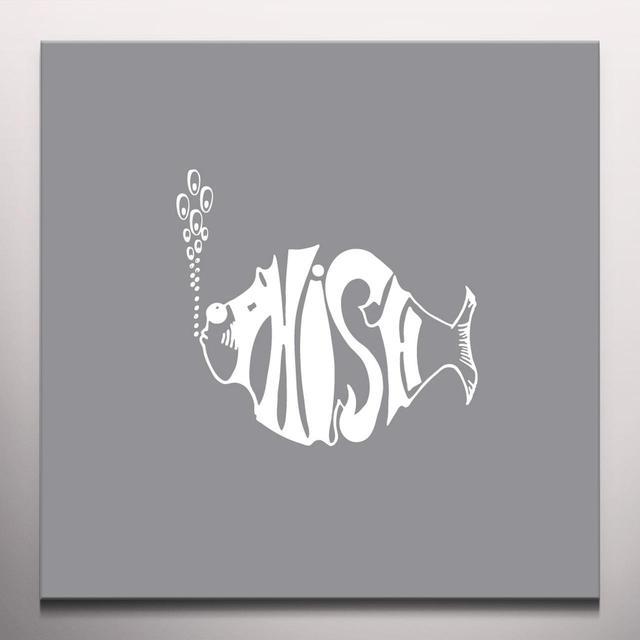 Phish WHITE TAPE Vinyl Record - Colored Vinyl, 180 Gram Pressing