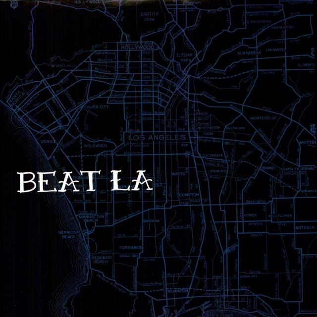 Beat La / Various BENEFIT FOR HAITI Vinyl Record - Gatefold Sleeve, Limited Edition, Digital Download Included