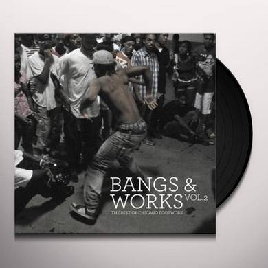 BANGS & WORKS 2: B.O CHICAGO FOOTWORK / VARIOUS Vinyl Record