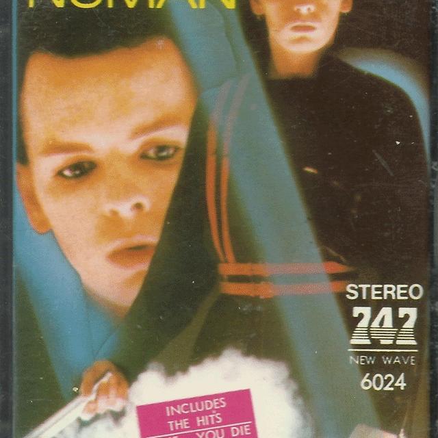 Gary Numan TELEKON Vinyl Record