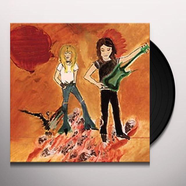Royal Trux SINGLES LIVE UNRELEASED Vinyl Record