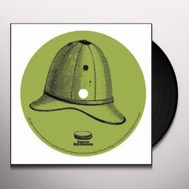 Zangalewa / Prommer / Barck ZANGALEWA WAKA WAKA (EP) Vinyl Record