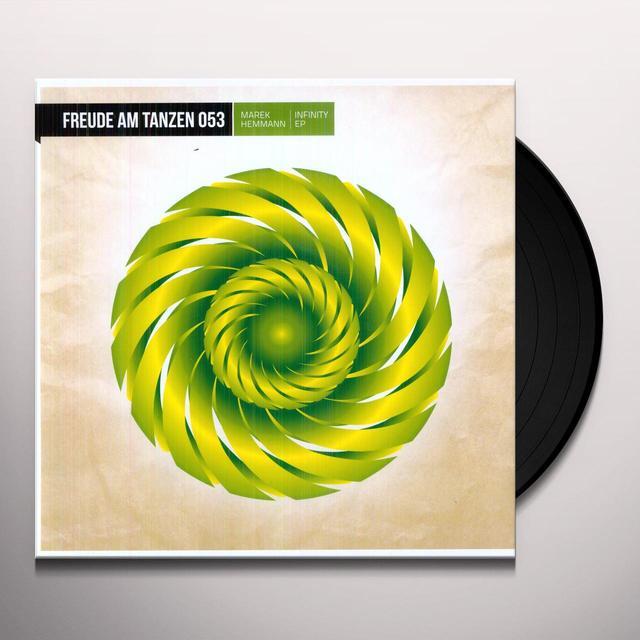 Marek Hemmann INFINITY (EP) Vinyl Record