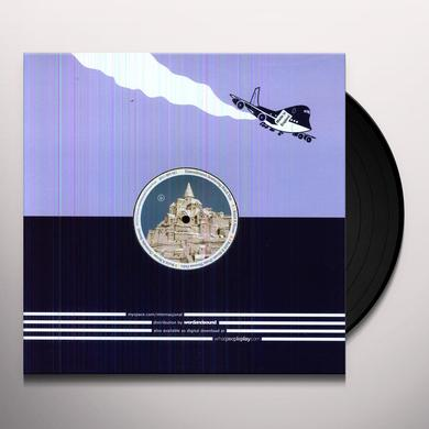 Discodromo BUILD A HOUSE (EP) Vinyl Record