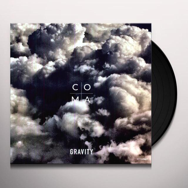 Coma GRAVITY (EP) Vinyl Record