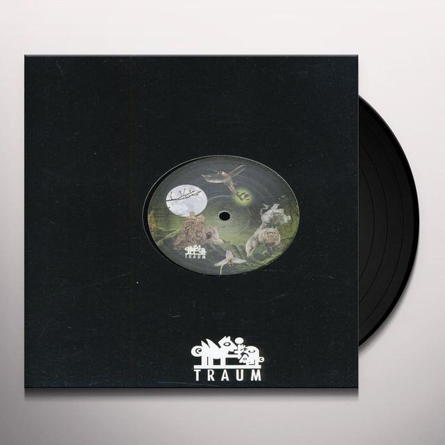 Dominik Eulberg DIORAMA REMIXES PT. 1 Vinyl Record
