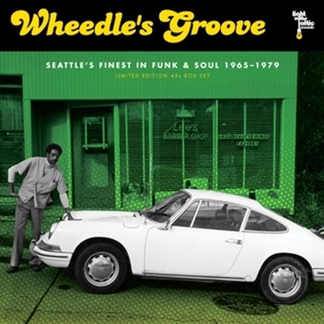 Wheedle'S Groove: Seattle'S Finest Funk & / Var