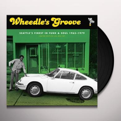 WHEEDLE'S GROOVE: SEATTLE'S FINEST FUNK & / VAR Vinyl Record