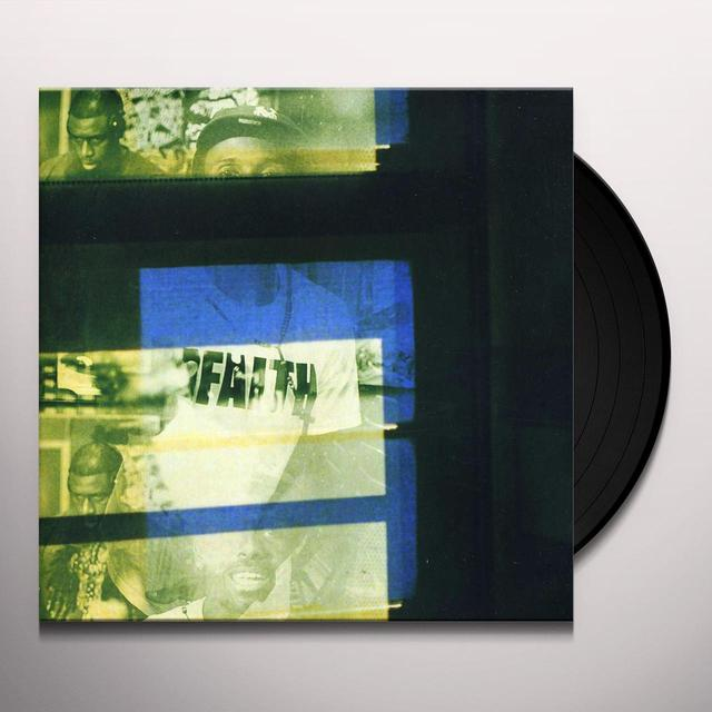 Green Seed CRACK KILLS / PRESERVATION Vinyl Record