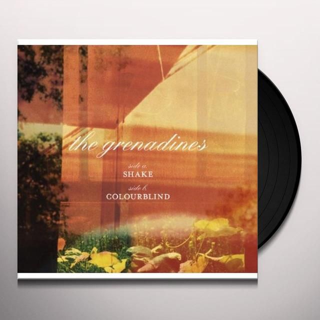 Grenadines SHAKE / COLORBLIND Vinyl Record