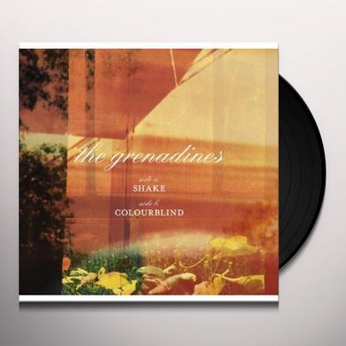 Grenadines SHAKE / COLORBLIND Vinyl Record