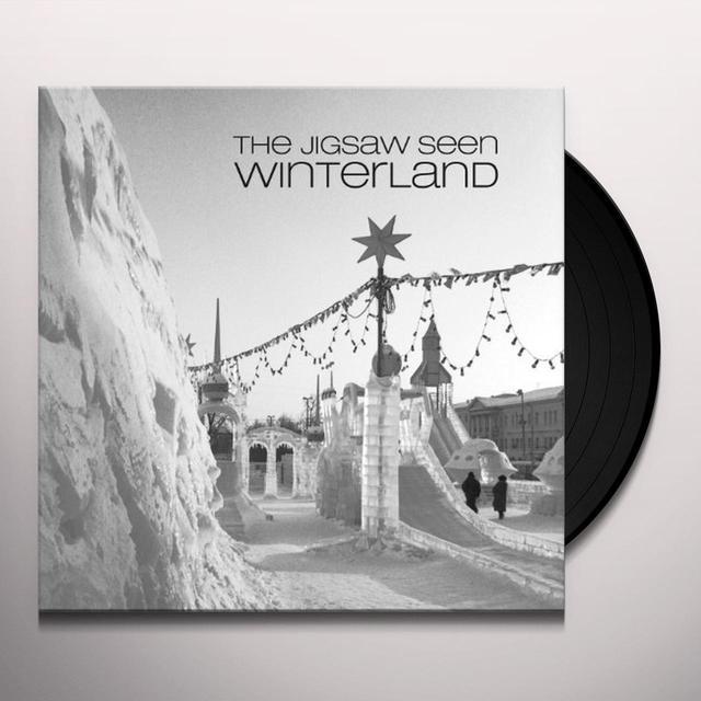 Jigsaw Seen WINTERLAND Vinyl Record