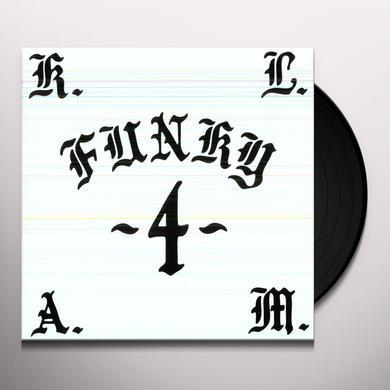 K.L.A.M. FUNKY 4 Vinyl Record