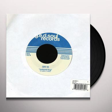 Sky Hi JUNKYARD DOG / VOLTRON'S DANCE PARTY Vinyl Record