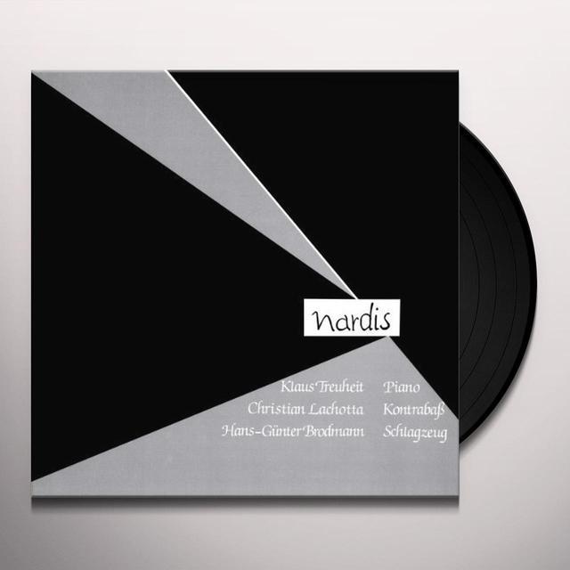 Klaus Treuheit NARDIS Vinyl Record