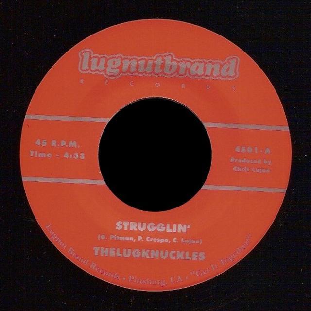 Thelugknuckles STRUGGLIN / REMINISCING Vinyl Record