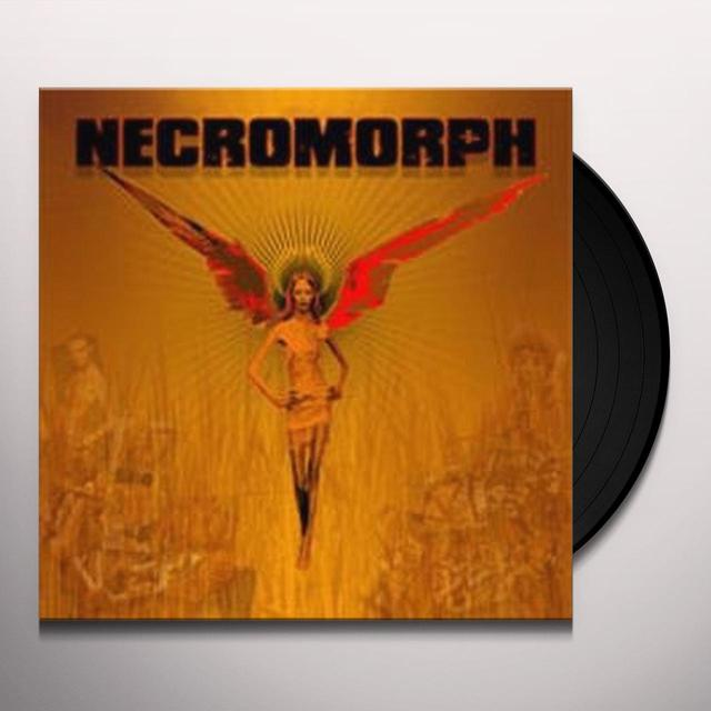 Necromorph GRINDING BLACK ZERO Vinyl Record