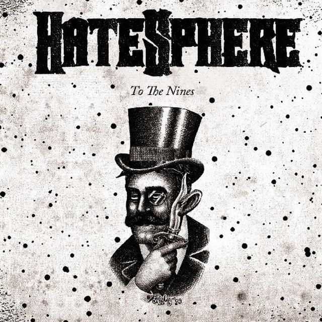 Hatesphere TO THE NINES Vinyl Record