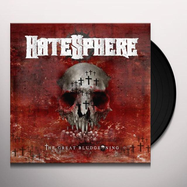 Hatesphere GREAT BLUDGEONING Vinyl Record