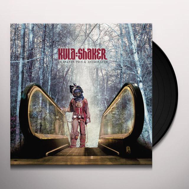 Kula Shaker PEASANTS PIGS & ASTRONAUTS Vinyl Record