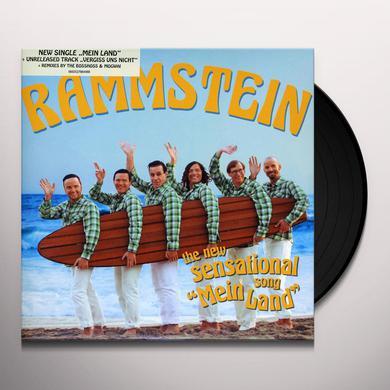Rammstein MEIN LAND Vinyl Record