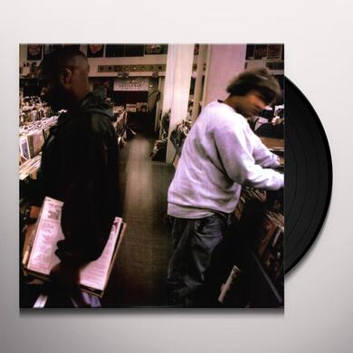 Dj Shadow ENTRODUCING Vinyl Record
