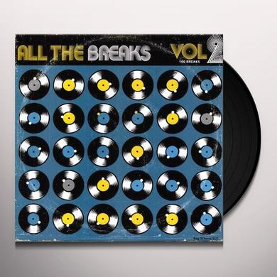 ALL THE BREAKS 2 / VARIOUS Vinyl Record