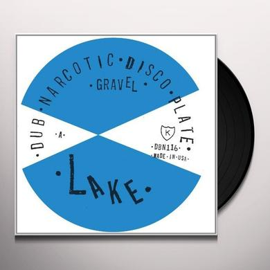 Lake GRAVEL / SELECTOR DUB NARCOTIC RE-GRADE Vinyl Record