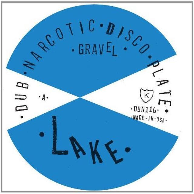 Lake GRAVEL / SELECTOR DUB NARCOTIC RE-GRADE Vinyl Record