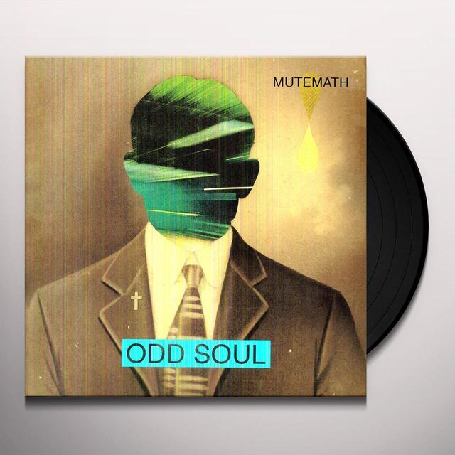 Mutemath ODD SOUL (BONUS CD) Vinyl Record