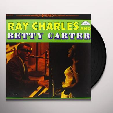 RAY CHARLES & BETTY CARTER Vinyl Record