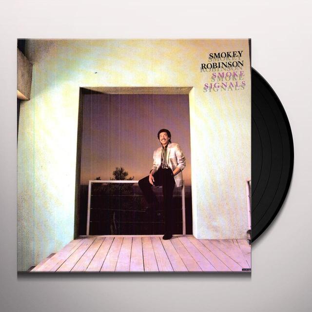 Smokey Robinson SMOKE SIGNALS Vinyl Record