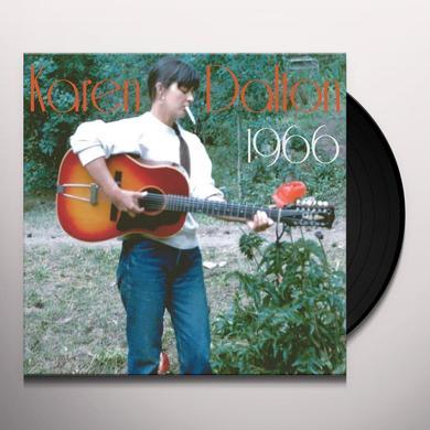 Karen Dalton 1966 Vinyl Record - Digital Download Included