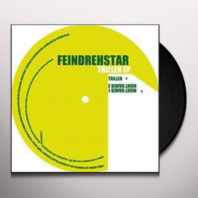 Feindrehstar TRILLER (EP) Vinyl Record