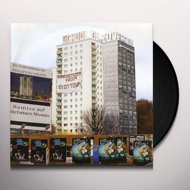 School Of Zuversicht NEUBAUGEBIET - REMIXE FROM IDIOT TOWN (EP) Vinyl Record