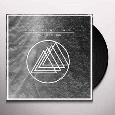 Hope For Home IN ABSTRACTION Vinyl Record