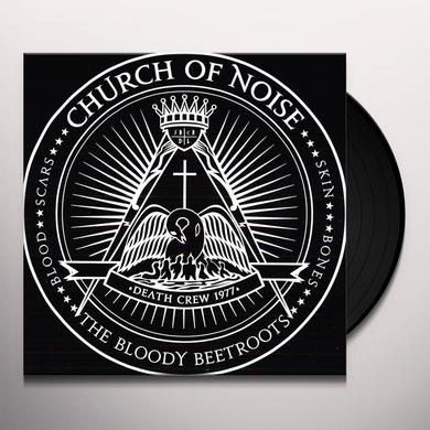Bloody Beetroots CHURCH OF NOISE Vinyl Record