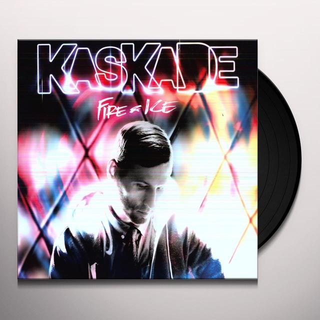 Kaskade FIRE & ICE Vinyl Record
