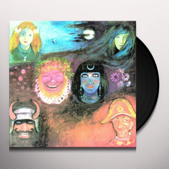 King Crimson IN THE WAKE OF POSEIDON Vinyl Record - 200 Gram Edition, MP3 Download Included