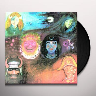 King Crimson IN THE WAKE OF POSEIDON Vinyl Record