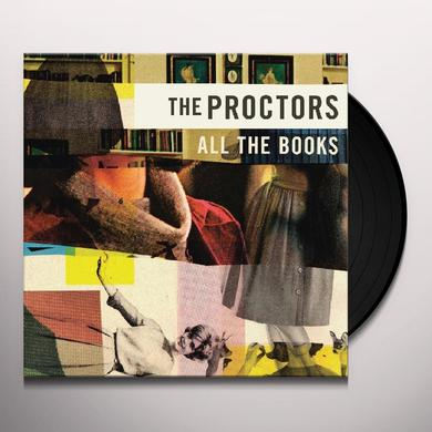 Proctors ALL THE BOOKS Vinyl Record