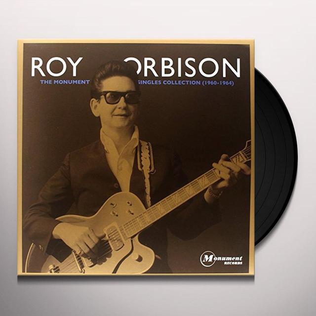 Roy Orbison MONUMENT SINGLES COLLECTION Vinyl Record