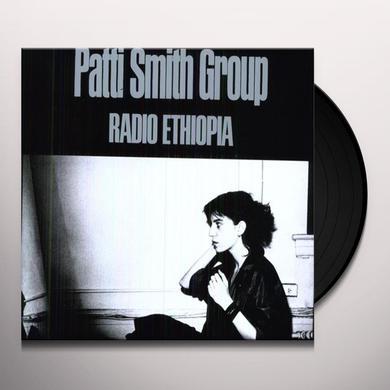 Patti Smith RADIO ETHIOPIA Vinyl Record